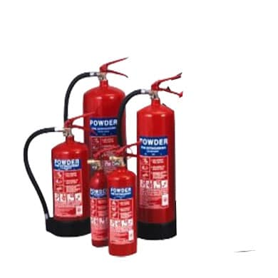 ABC Fire Extinguisher Refilling