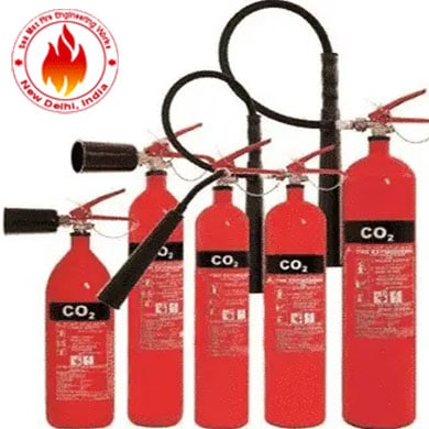 Carbon Dioxide - CO2 Fire Extinguisher Refilling