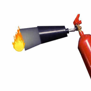Clean Agent Fire Extinguisher Refilling