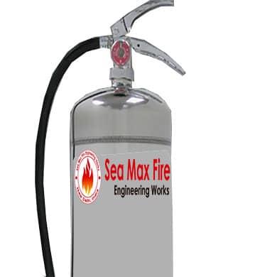 Kitchen K-Guard Fire Extinguisher Refilling