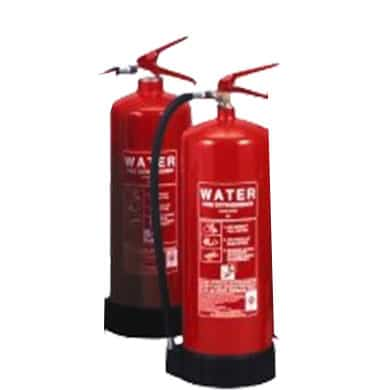 Water Fire Extinguisher Refilling