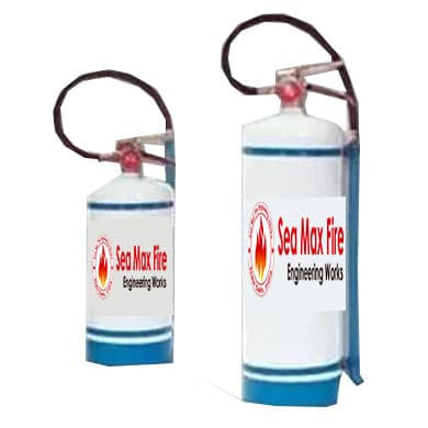 Water Mist Fire Extinguisher Refilling